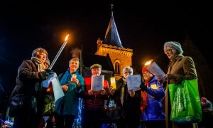 Lantern Parade @ St Ninian's Cathderal | Scotland | United Kingdom