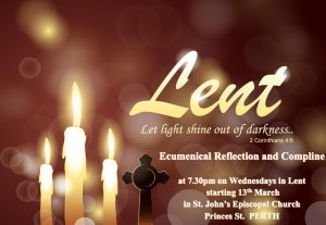 Service of Compline @ St John's Episcopal Church | Scotland | United Kingdom
