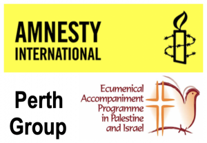 Life Under Occupation in the West Bank @ Perth Methodist Church | Scotland | United Kingdom